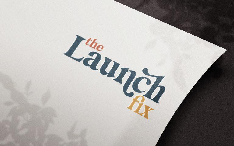 The Launch Fix Logo