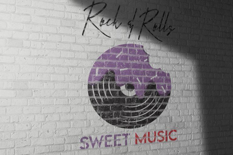 Rock & Rolls Wall Signage